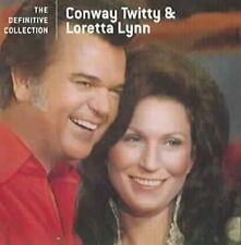 The Definitive Collection by Conway Twitty (CD, Apr-2005, MCA Nashville)