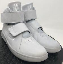 Nike Marxman Premium Pure 832766-001 Men's Basketball Shoe Straps 10 New