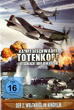 Kampfgeschwader Totenkopf DVD Luftschlacht über dem Pazifik KINO-FILM NEU & OVP