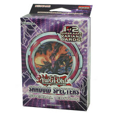 Yu-Gi-Oh Cards Zexal - Shadow Specters *Special Edition*  (w/ 3 Packs) - New