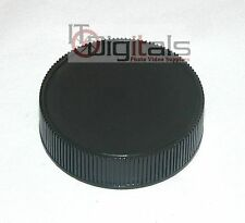 2x Rear Lens Cap Cover For Leica R Cover R3 R4 R5 R6 R7 R8 R9 (Two ) Twist-on