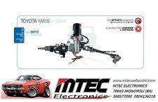 Servosterzo elettrico rigenerato Toyota Yaris II  idroguida piantone