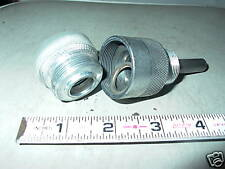 THREADED HOSE PIPE CONNECTOR