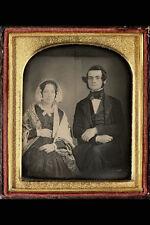 715031 Samuel L Tilley And Julia Ann Hanford Circa 1843 172895 A4 Photo Print