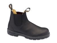 Blundstone Classics Premium Leather Unisex Boots Black - FINAL SALE