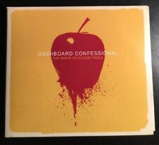 DASHBOARD CONFESSIONAL 'THE SHADE OF POISON TREES' 2007 DIGI PACK ROCK Album
