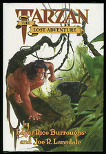 Tarzan Lost Adventure Limited to 1000 Hardcover HC Signed & Numbered Burroughs