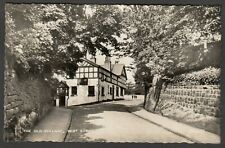 Postcard West Kirby near Hoylake the Ring O Roses Hotel vintage RP