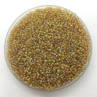 Wholesale 1000pcs 2mm DIY Lots Charm Czech Glass Seed beads Jewelry Making Craft