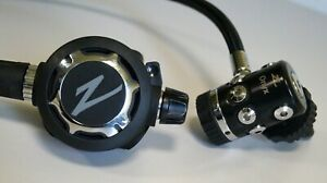 Zeagle Onyx II Diving Regulator 1st and 2nd Stage DIN