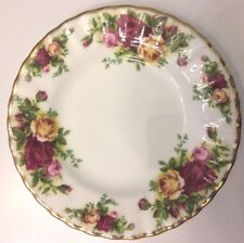 "NEW - ROYAL ALBERT - OLD COUNTRY ROSES - 6 1/4""  BREAD & BUTTER PLATE"