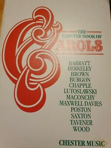 The Chester Book of Carols - Sheet Music
