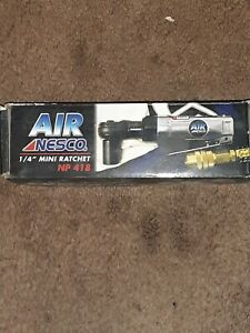 """NP418 AIR NESCO 1/4"""" MINI RATCHET RESEARCH BEFORE PURCHASE"""