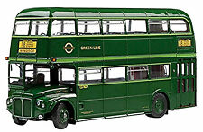 Routemaster Bus RMC1469 - 469CLT - 1958 Green Line 1:24 Sun Star 2912