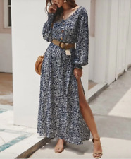 NEW Womens Floral Boho Dress New In