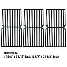 Charbroil Brinkmann Charmglow Replacement Porcelain Coated Cast Iron grates