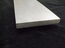 "1/4"" Aluminum Flat Bar Sheet Plate 1"" x 60"" 6061-T6 Mill Finish"