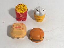 McDonalds Changeables Transformers Happy Meals toys set 1980's