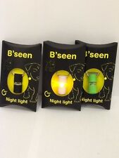 B'Seen 360  Collar Light for Dogs - Neon Green, fast dispatch