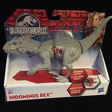 """JURASSIC WORLD Dinosauro 8"""" indominus Rex nuovo giocattolo JURASSIC PARK che si fa un'azione"""