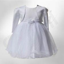 Vestidos blancos para niñas de 0 a 24 meses, De 16 a 18 meses