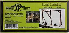 HO/HOn3 Scale Durango Press 'HO Scale Coal Loader' Kit #DP-41