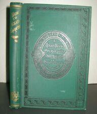 Antique_Phrenology Physiognomy_Quack Science_Negro Indian Joseph Smith_ c @ $295