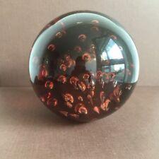 Wasser-laufende Glaskugel für Zimmerbrunnen Gartenbrunne Bonsai Brunnen Ø14 cm