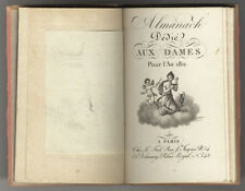 Le Fuel & Delaunay : Almanach Dédié aux Dames pour l'An 1811
