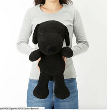 Kaws x Uniqlo Peanuts Snoopy Plush Black Large