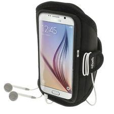 Étuis, housses et coques brassards Samsung Galaxy S6 pour téléphone mobile et assistant personnel (PDA) Samsung