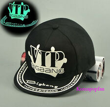 BIGBANG G-DRAGON GD TAEYANG SNAPBACK HAT CAP GOODS KPOP New luminated