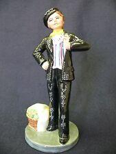 "Royal Doulton Porcelain Figurine ""Pearly Boy"" Hn2767"