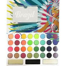 BH Take Me Back To Brazil Kisscrown 35 Color Pressed Pigment Eyeshadow Palette