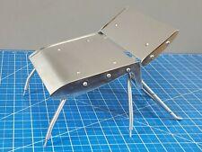 Personalizzato Fatto Alluminio Roll-Bar Con Tettuccio Aletta Tamiya 1/10 RC
