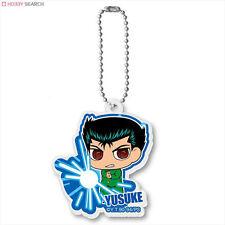 Yu Yu Hakusho Yusuke Acrylic Key Chain Anime Licensed MINT