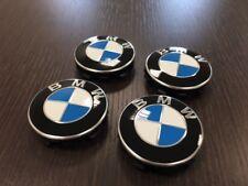 NEU 4x Original BMW Nabendeckel 55mm 1er 3er 5er 6er 7er X1 X3 X5 Z4 6783536