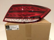 MERCEDES BENZ NEW GENUINE E CLASS W207 REAR BRAKE LIGHT RIGHT DRIVERS SIDE