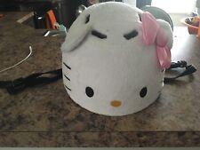 Girls Child's Hello Kitty Adventurer Multi-Sport Bike Helmet
