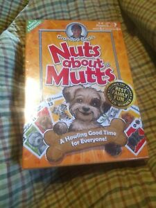 Grandpa Beck's Nuts About Mutts Card Game - A Fun Family-Friendly c