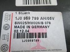 NEW GENUINE VW BEETLE CENTRAL LOCKING CONVENIENCE ECU 1J0959799AH05V