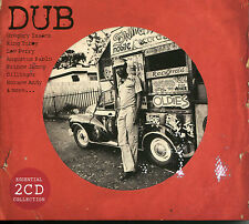 DUB - 2 CD BOX SET - GREGORY ISAACS, KING TUBBY, LEE PERRY, DILLINGER & MORE