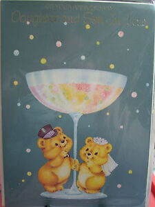 Daughter and Son-in-law Anniversary cards