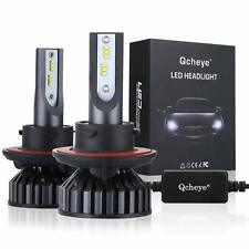 New listing H13/9008 Led Headlight Bulbs - 6000K 12000Lm Super Bright Cool White Bulb High B