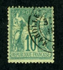 France, Scott #68, Peace & Commerce, Used, 1876