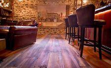 "Wide Plank Antique Oak Reclaimed Hardwood Flooring - Solid Wood - 3/4"" - T&G"