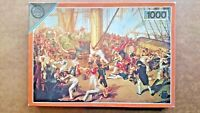 The Death of Nelson 1000 Piece Jigsaw Puzzle by Falcon