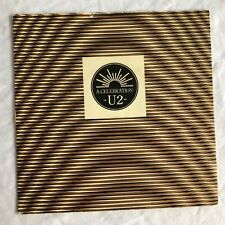 "U2 - A Celebration - Original UK Island 7"" +Picture Sleeve (Vinyl Record)"
