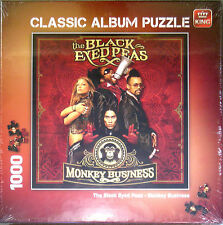 - puzzle  KING  1000  pièces  ' the BLACK EYES PEAS ' -  NEUF