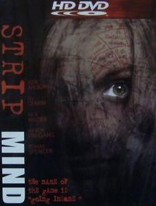 STRIP MIND  HD DVD  Steelbook ( NEW ) English Audio - REG 2